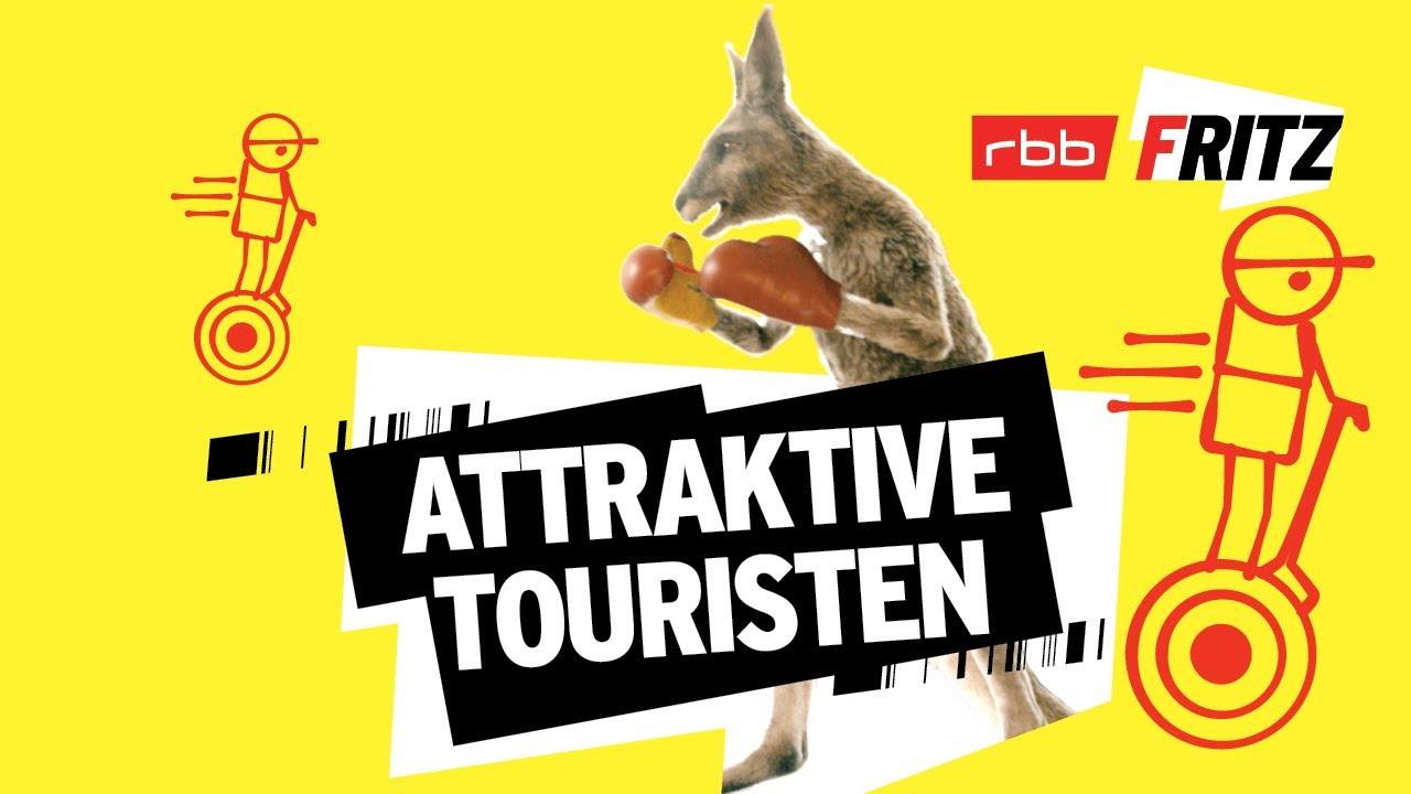Attraktive Touristen | Neues vom Känguru reloaded | Marc-Uwe Kling | Känguru-Chroniken-Storys