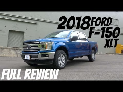 2018 Ford F-150 XLT V8 Review - BEST TRUCK EVER?!