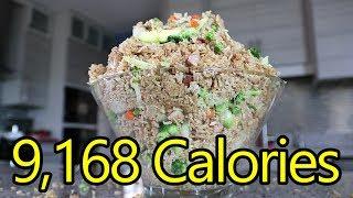 12.5lb Fried Rice Challenge by : Matt Stonie