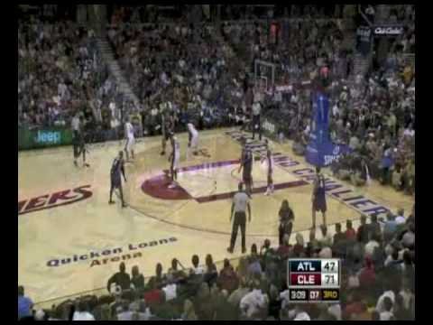 Lebron James 23 2008-2009 Season Highlight High Quality