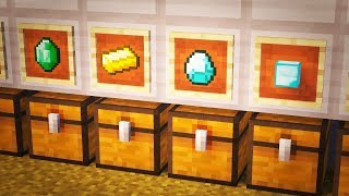 NEW Automatic Item Sorter (for Minecraft 1.13)