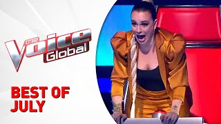 BEST OF JULY on The Voice