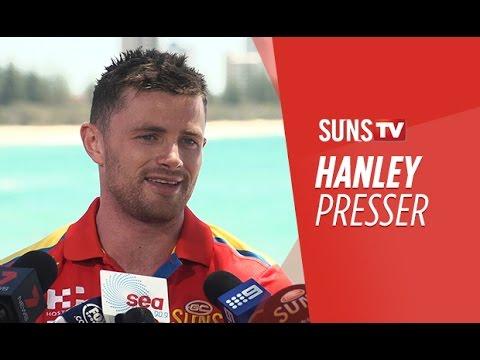 SUNS TV: Hanley Presser