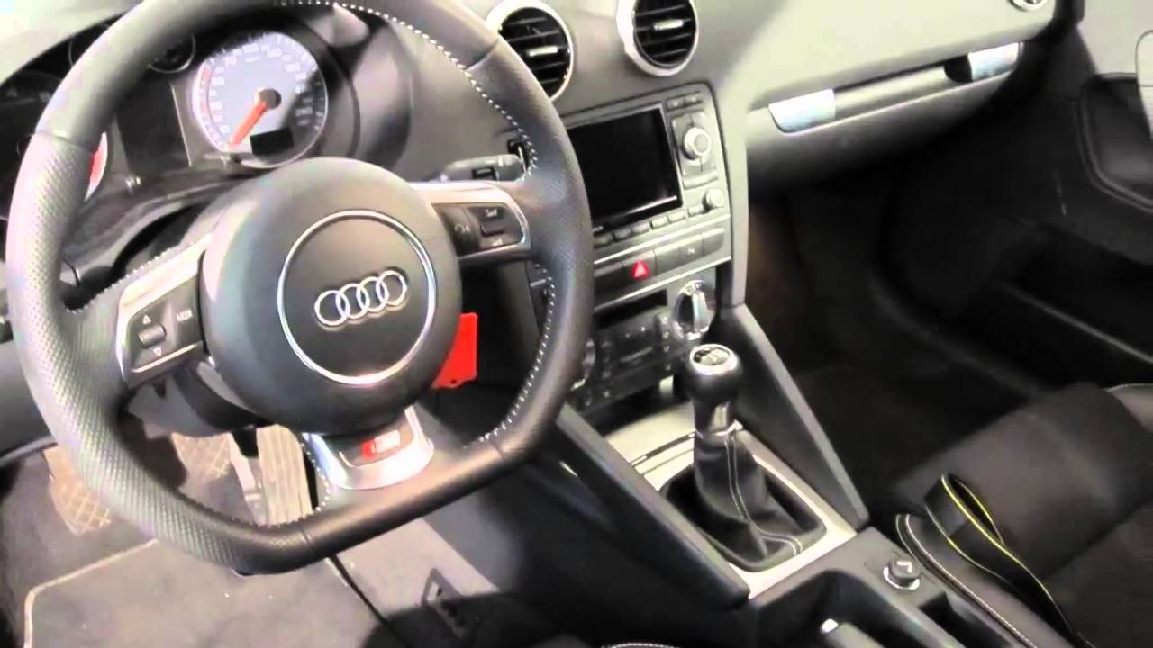 audi a3 sportback occasion 2011 1 4 tfsi pro line s line youtube. Black Bedroom Furniture Sets. Home Design Ideas