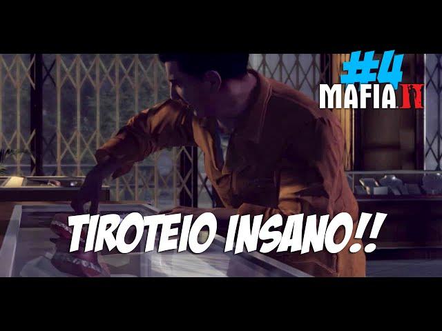 Mafia 2 #4 Assalto a Joalheria #60fps PT-BR