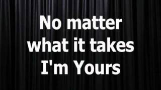 Planetshakers - I'm Yours (with Lyrics)