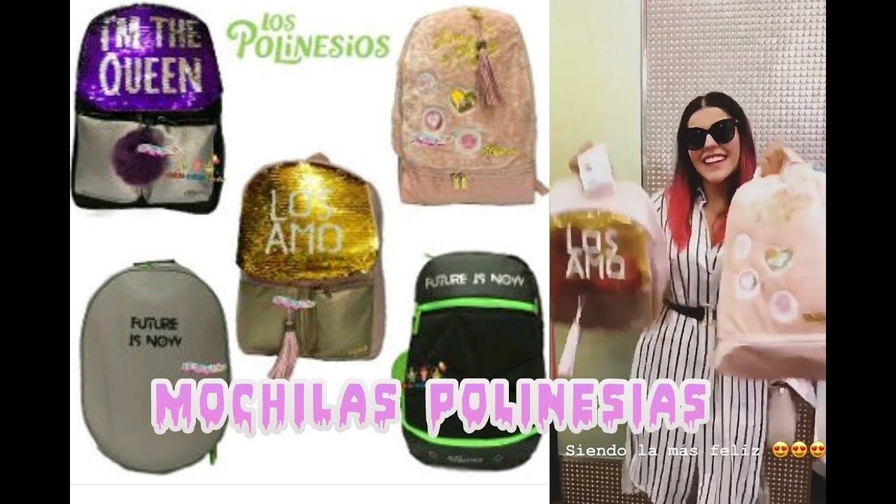 varios colores que buen look nueva productos BUSCANDO LAS MOCHILAS POLINESIAS | LOS POLINESIOS