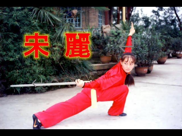 長拳・棍術・旋風脚・旋子  CHINESE KUNG-FU Demonstration