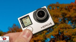 GoPro Hero 4 Black Unboxing in 2018! Best 4k Camera Deal Today?