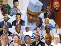 President Buhari 2019 Ministers: Fashola, Amaechi, Akpabio, Ngige, Lai & 38 Others Make List