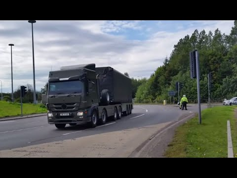 180 nuclear convoy safety incidents in UK since 2000 - report