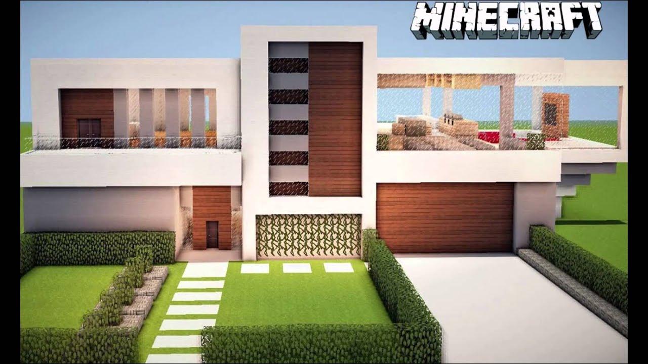 Top 7 melhores casas minecraft feito por min youtube for Jazzghost casas modernas 9