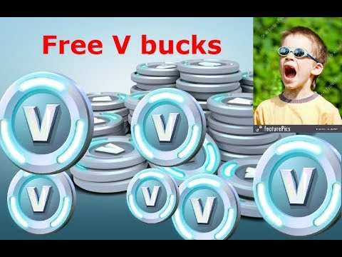 Get Free V Bucks Ps4 No Human Verification | Fortnite Battle
