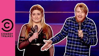 Bobby And Harriet's Wetherspoons First Date | Comedy Central At The Comedy Store