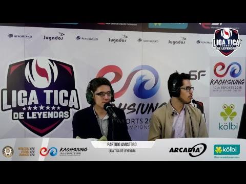 Encuentro Amistoso - Costa Rica vs México - Rumbo Taiwan 2018