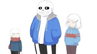 Frans family and funny Undertale【 Undertale Animation 】Undertale Comic dubs