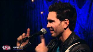 Andy Grammer-Keep Your Head Up LIVE