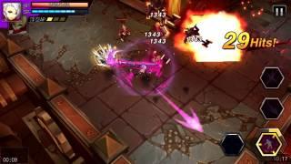 舞動巨型鐮刀激光炮的正妹!玩「最終兵器」體驗不一樣的動作遊戲!最終兵器,帶你從地表戰至雲端的Final Action RPG!