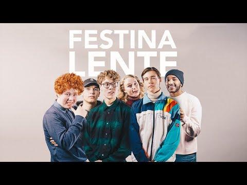 Festina Lente, Lillestrøm vgs [Offisiell musikkvideo]