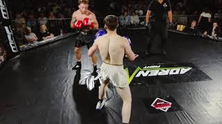 Adrenalin Fight Night July 2019 Fight 8 Tim Tucker VS Cameron Douglas