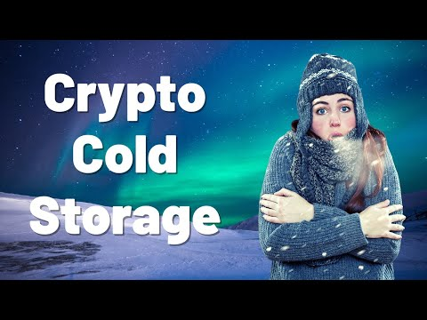 "Cryptocurrency ""Cold Storage"" Explained For Beginners! (w/ CRYPTOTAG Titanium Backup)"