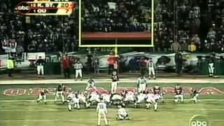 Kansas State vs Oklahoma - Big 12 Championship 2003 - Full Game