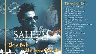Saleem Iklim - Hits Lagu Malaysia Pilihan Terbaik - Slow Rock Malaysia Populer