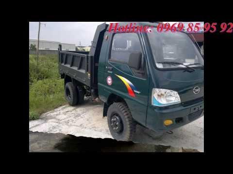 Đại lý  bán xe tải Cửu Long 1 tấn, 3,45 tấn, 5 tấn, 7 tấn, 8 tấn, 14 tấn