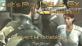 Let's Play Deus Ex: Human Revolution: Directive 38