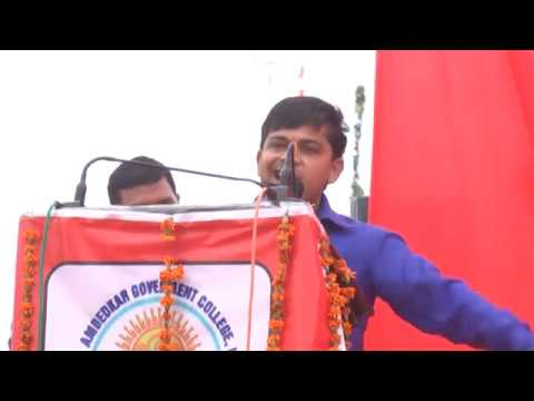 Govt College KAITHAL ( Great Comedy )  at Youth Festival 2015