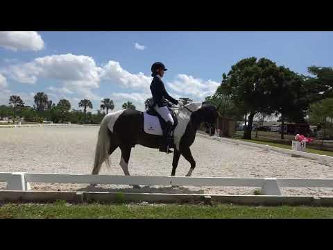 PSG Freestyle Hannah Irons and My Lucky Charm