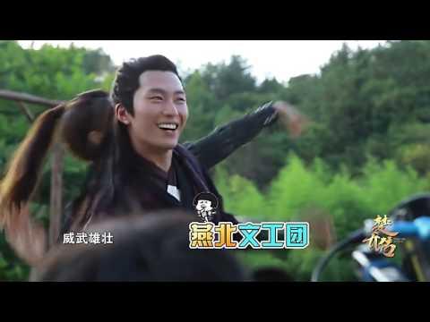 [Princess Agents] Behind The Scenes  - Dancing Battle of Chuqiao and Yanxun