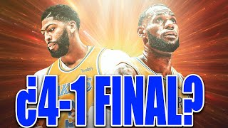 🔴DIRECTO: DENVER NUGGETS VS LOS ANGELES LAKERS GAME 5 / NBA PLAYOFFS 2020🏀