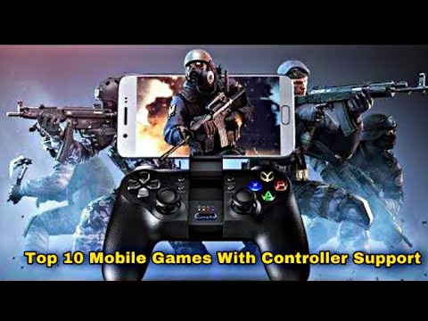 Top 10 Android/IOS Games With Controller Support 2019 |REALISTIC HD GRAPHIC GAMES
