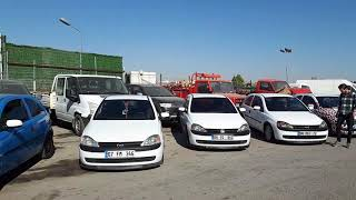 Corsa C Club Ankara YAZA VEDA BULUŞMAMIZ 1.VİDEO Hd İzleyiniz ;)