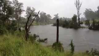 Lowood Bend, Brisbane River.  2013