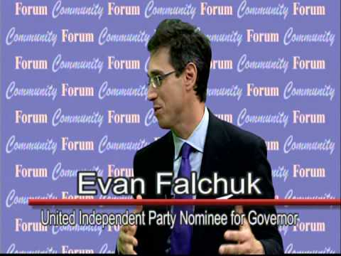 Community Forum - Evan Falchuk