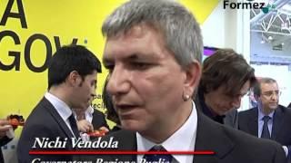Nichi Vendola al Forum PA 2012