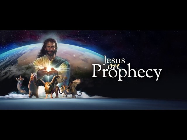 Jesus on Prophecy - Jesus on Evil & Earth's Suffering