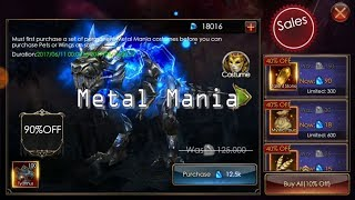 METAL MANIA - Legacy of Discord Furious Wings whats do You Get??