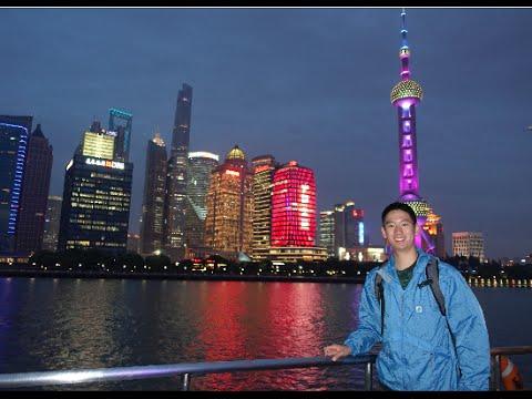 ASIA VLOG #1: Hello Shanghai (上海)!!!