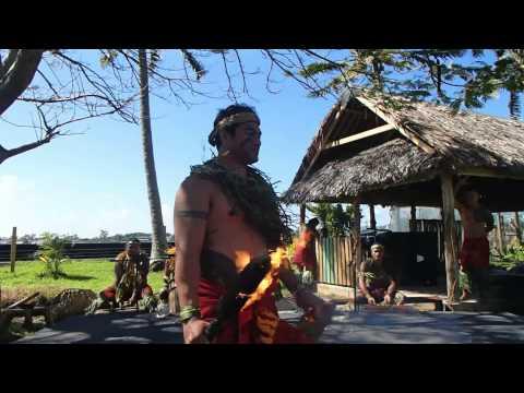 Cultural Village, Apia, Samoa