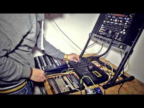 Dub Techno Session #5 | Korg Volca Beats & Keys | tape cassette to CV sync #dubtechno #dawless