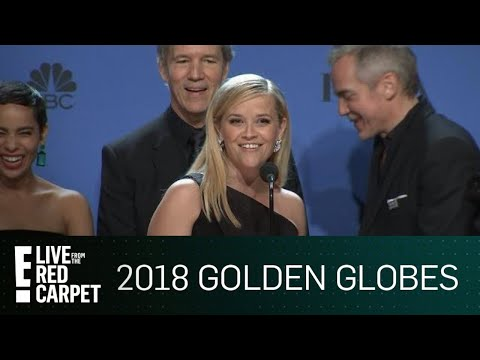 Reese Witherspoon Does Her Best Oprah Impression | E! Live from the Red Carpet