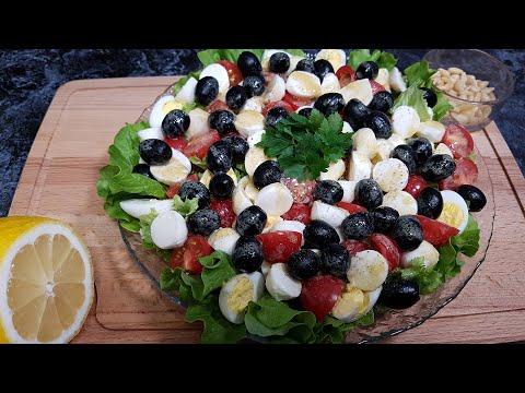 """Салат """"Милые Крошки"""" Легкий и вкусный салат!"""