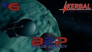 B2P Space Agency - #6 La luna di ghiaccio - Kerbal Space Program Gameplay Ita