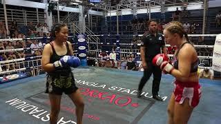 http://phukettopteam.com/ Female Nak Muay Katya PhuketTopTeam from ...
