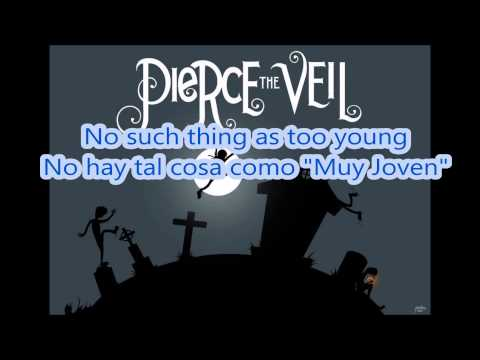 Pierce the Veil - Kissing in Cars lyrics sub spanish english