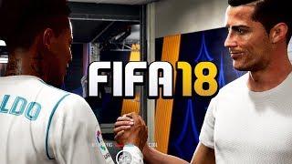 FIFA 18 ⚽️ 003: Lebende LEGENDEN... und Alex Hunter!