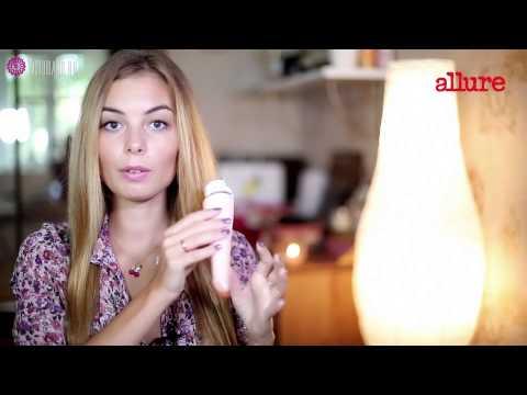 Виктория Ро тестирует VisaPure – прибор-номинант премии Allure Best Of Beauty